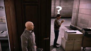 Hitman 2 Psycho Stealth Kills (The Bank Heist, New York)