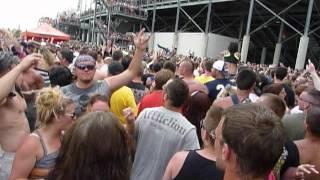 """12 Stones """"Broken"""" Rock On The Range 2012, Crew Stadium, Columbus, OH 5/20/12 live"""