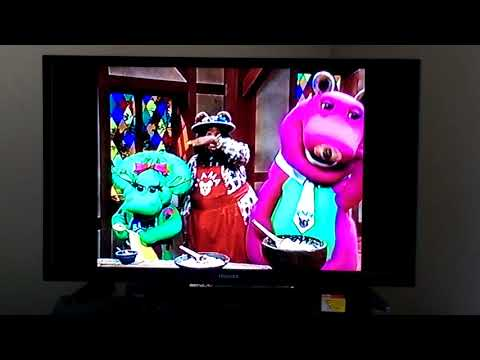 opening to barney s 1 2 3 4 seasons 1996 vhs