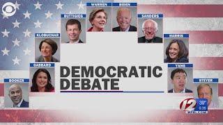 Looking ahead to the next 2020 Democratic debate