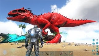 ARK: Survival Evolved - Đi săn Boss khủng trong thế giới khủng long =))