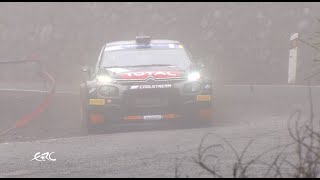 RALLY ISLAS CANARIAS 2020 - Weather conditions, Chapter 2: Midday regroup