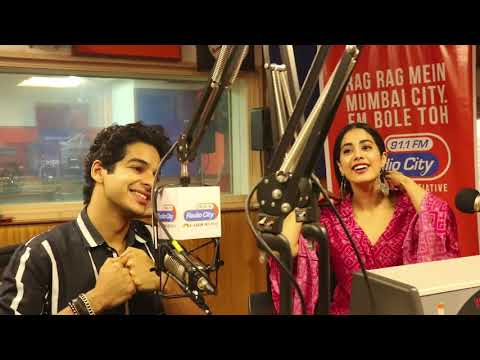 Dhadak: The Complete Interview with Ishaan Khatter and Janhvi Kapoor