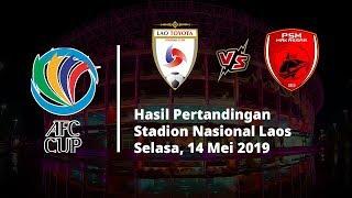 Hasil Pertandingan Piala AFC, PSM Makassar Kalahkan Lao Toyota, Juku Eja Pastikan Juara Grup