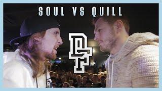 SOUL VS QUILL | Don't Flop X Crep Protect Rap Battle