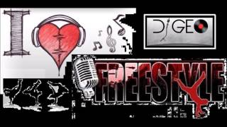 FREESTYLE - APRIL _ LOSING MY HEART OVER YOU (DJ GEO)