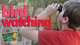 CreekTALK Kids Bird Watching