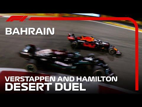 ハミルトン vs フェルスタッペンのバトル動画 F1第1戦バーレーンGP(サクヒール)