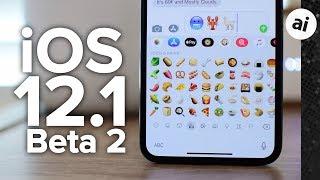 What's New in iOS 12.1 Beta 2: New Emoji & Charging Fix