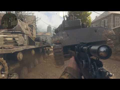 Call of Duty : WWII : JVL se la joue ! #3 : Découvrons la bêta de COD WWII !