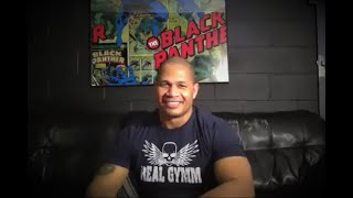 Real Gymm...Real Talk Episode 22