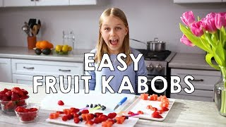 Fun & Easy Fruit Kabobs | Produce Made Simple