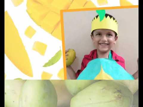 (GRADE NUR. to I) Mango day Celebration