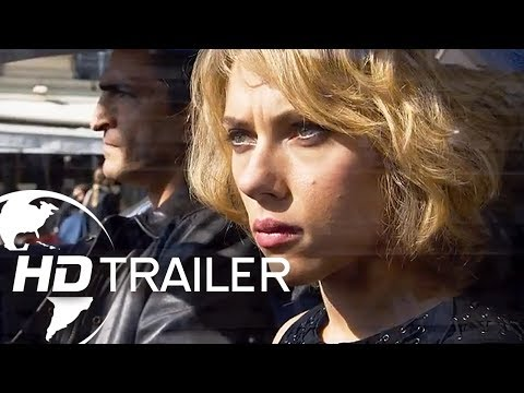 Lucy - Trailer 2 Deutsch / German HD