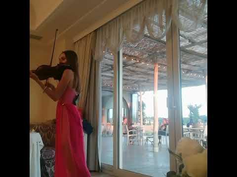 Violinista per la tua festa! Violino per qualsiasi evento! Milano Musiqua