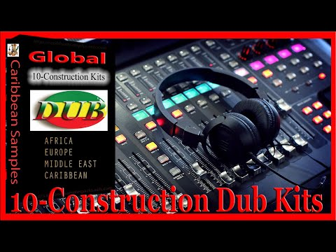 """Global Dub"" 10-Constructions Kits /12 Kits"