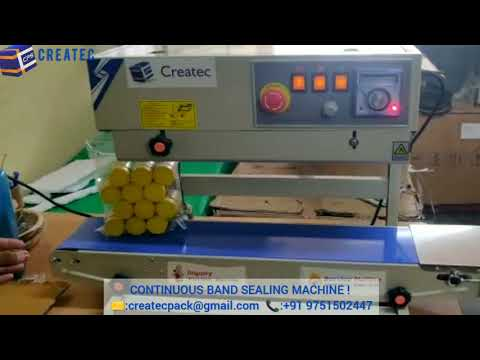 Vertical Pouch Sealing Machines