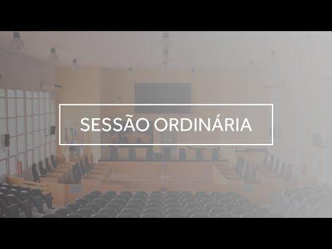 Reunião ordinária do dia 30/10/2018