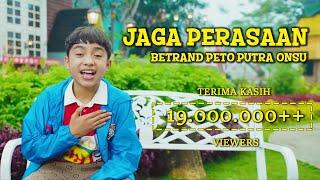 Download lagu Betrand Peto Putra Onsu Jaga Perasaan Mp3
