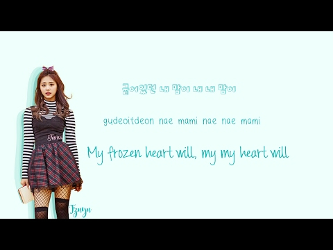 TWICE - Knock Knock Lyrics (Han|Rom|Eng) Color Coded Mp3