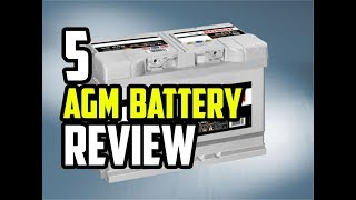 5 Best AGM Battery 2019 - 2020   Reviews & Buyer's Guide