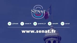 Vidéo officielle du Sénat présentant la proposition de loi portant création d'une Agence nationa