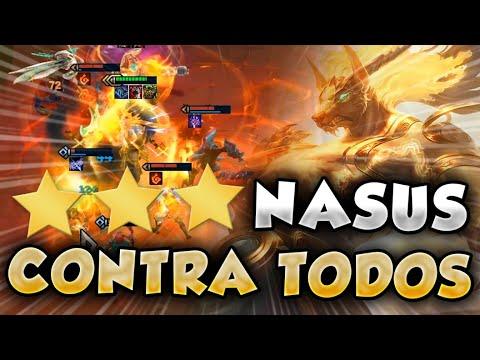 🌟¡NASUS MATA A TODO EL MUNDO!🌟 COMPOSICIÓN BRUTAL DE RADIANTES