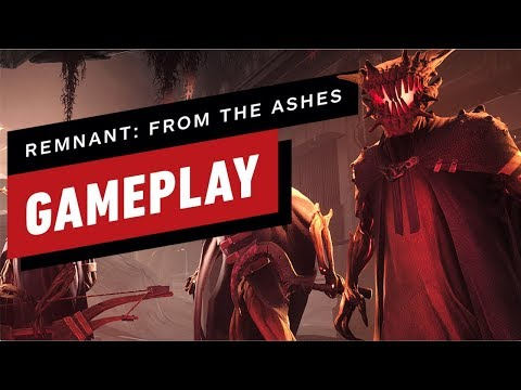 19 Minutes of Brand New Remnant: From the Ashes Gameplay