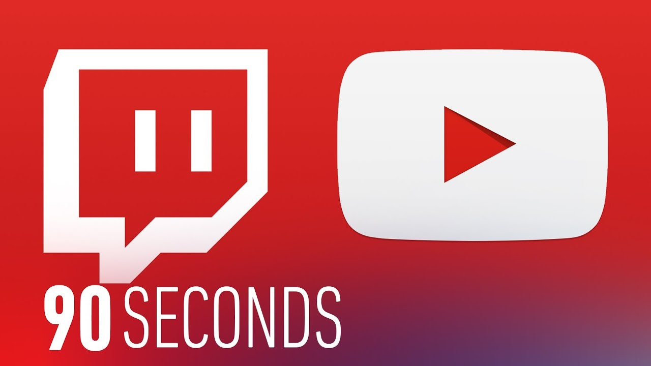 The good, bad, and ugly of YouTube buying Twitch: 90 Seconds on The Verge thumbnail