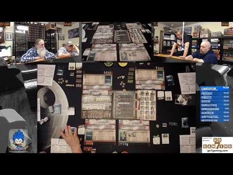 The Manhattan Project 2 Minutes to Midnight Rules Overview - Tabletop Strategy Board Game