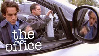 Michael Loves Filet-O-Fish  - The Office US