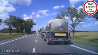 Stop Cham #83 - Niebezpieczne i chamskie sytuacje na drogach