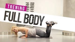 FULL BODY -  pełny trening na całe ciało | Codziennie Fit