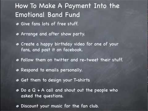 Marketing Your Band By Being A Cool Dude (or Dudette)