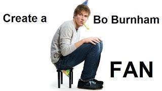 5 Bo Burnham Songs To Show Your Friends [Create A Fan]
