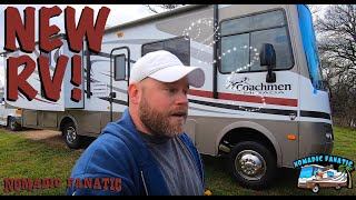 Our New Ford Coachmen Mirada RV ~ TOUR