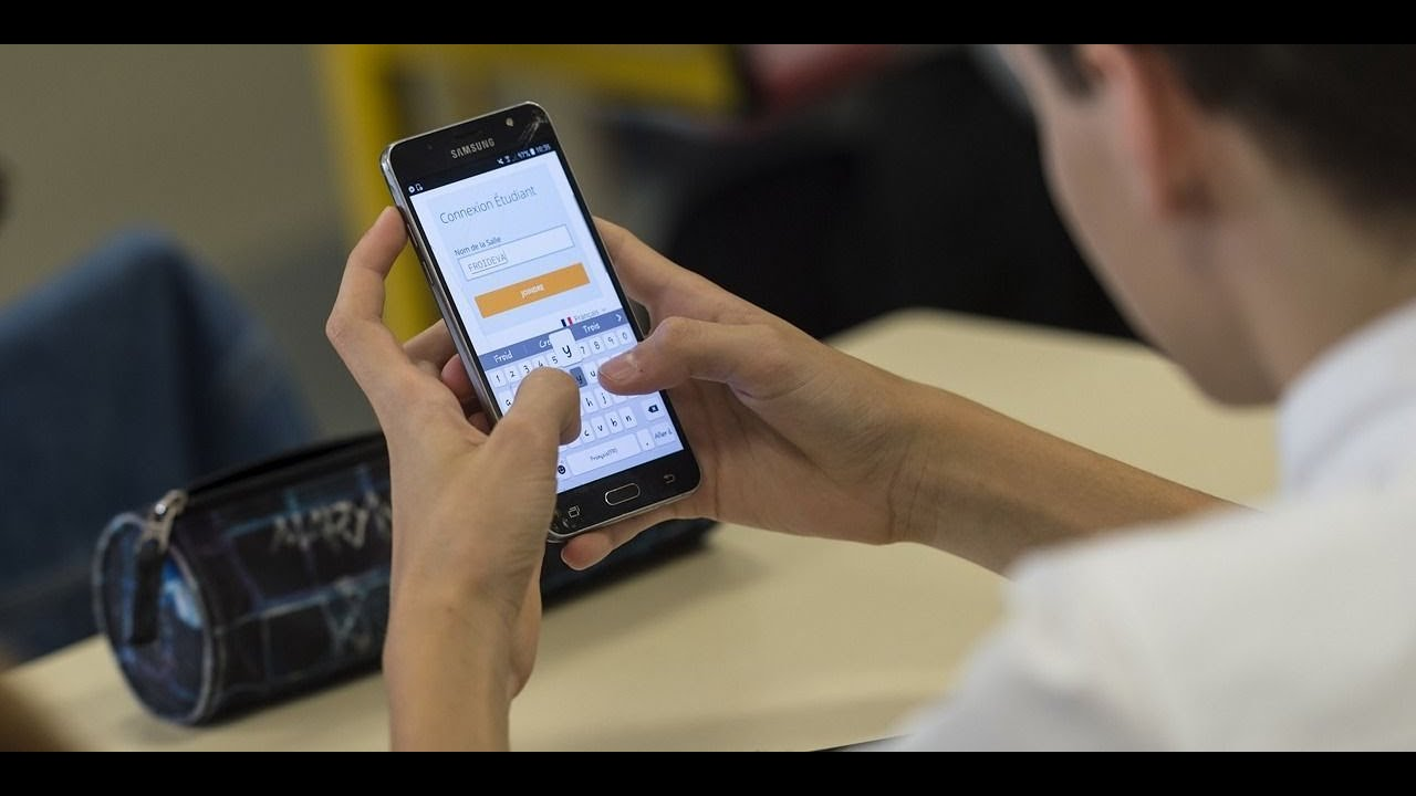 Une application pour réguler l'addiction au téléphone portable chez les enfants