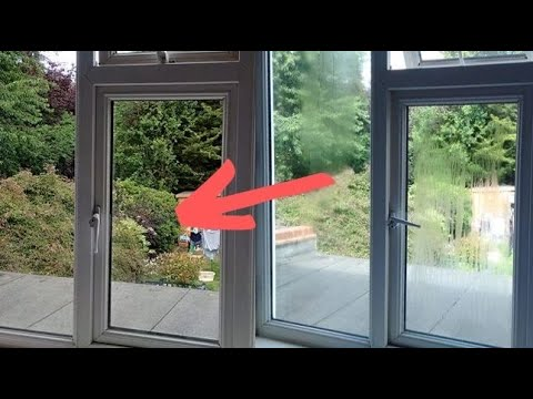 Пластиковые окна запотели. Что делать?