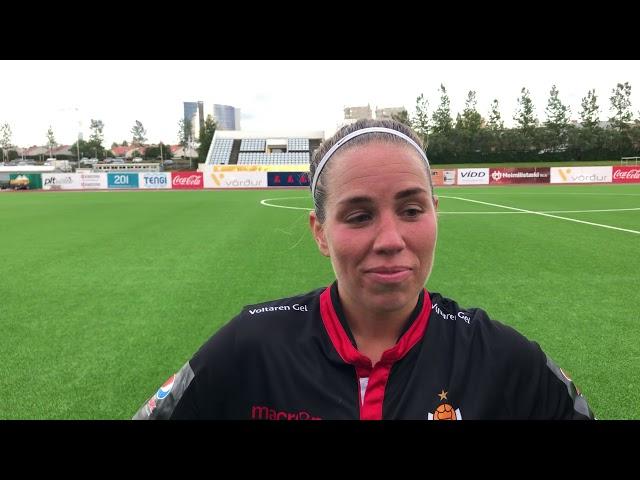 Tinna Óðins: Drullu fucking fúlt