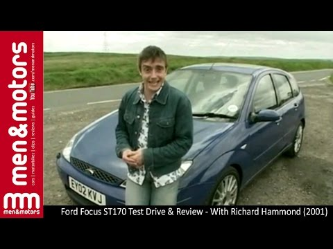 Фото к видео: Ford Focus ST170 Test Drive & Review - With Richard Hammond (2001)