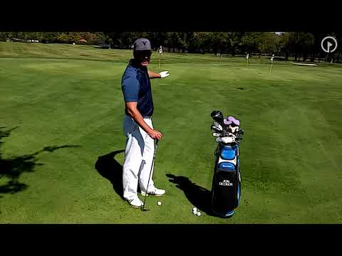 How to Execute a Bump and Run Shot Around the Green
