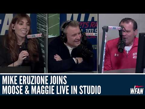 """Mike Eruzione Talks About The Gold Medal Run, The Movie """"Miracle"""" And His Career. - Moose & Maggie"""