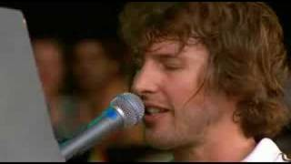 James Blunt   Goodbye My Lover ( Live In Glastonbury 2008 )