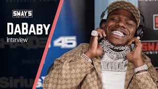 Da Baby Freestyles + Breaks Down Business Plan | SWAY'S UNIVERSE