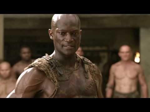 Video trailer för Spartacus - Blood and Sand - Trailer
