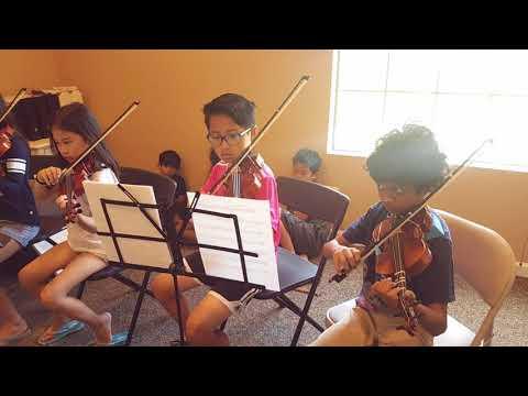 Summer strings camp