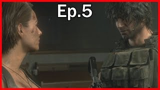 Love Is In The Air! (Resident Evil 3 Remake Ep.5)