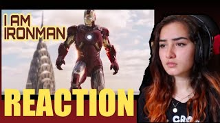 """""""I Am Iron Man"""" Marvel Tribute Reaction"""