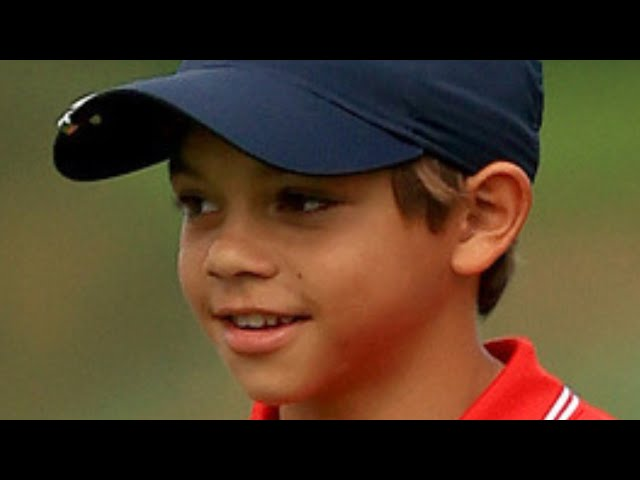 Video Pronunciation of Tiger Woods in English