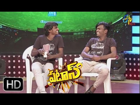 Patas | Bindas Brothers Performance  | 21st December 2018  | ETV Plus